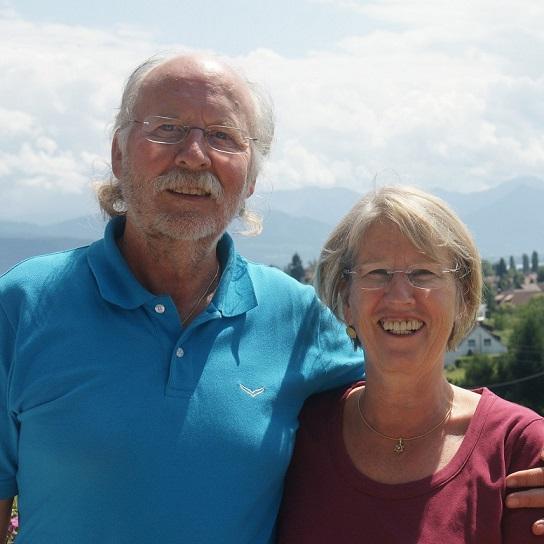 Kurt und Marlies Bährle Mitarbeiter für christliche Freizeiten