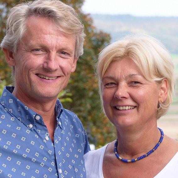 Heribert und Franka Elfgen Mitarbeiter für Soaking Seminare