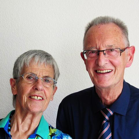 Susanne und Dieter Endres Mitarbeiter für Enneagramm Seminare