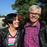 Rudolf und Katrin Fuchs Mitarbeiter im Craheimer Tagungsteam für christliche Seminare und Freizeiten