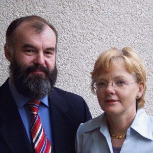 Hans-Joachim und Rita Scholz Mitarbeiter für Seminare und Freizeiten
