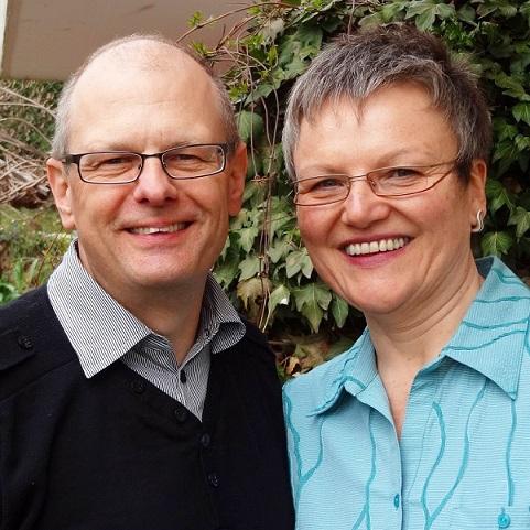 Jacky und Angela Krättli Mitarbeier Ehepaar für geistliche Seminare und christliche Freizeiten