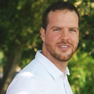 Ruben Sill Mitarbeiter im Craheimer Tagungsteam für Seminare und Freizeiten