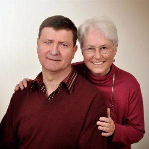 Dr. Gottfried und Anne Wenzelmann Mitarbeiter für Seelsorge und Heilungsseminare