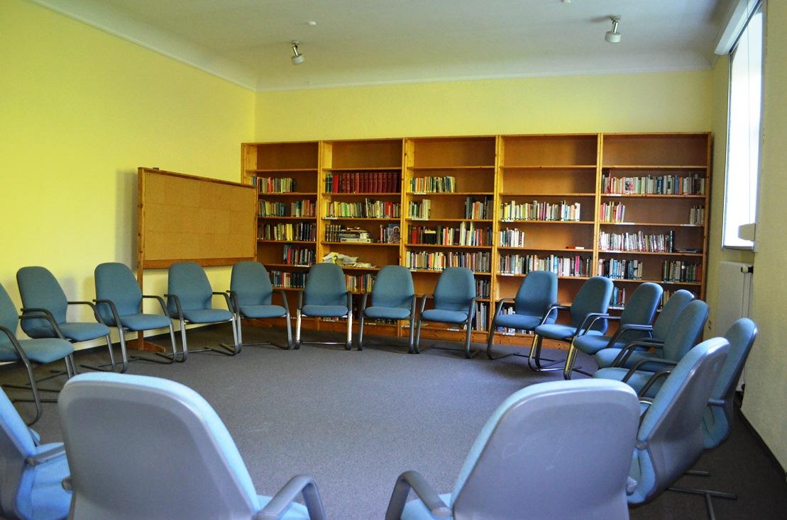 Seminarraum für christliche Tagungen und Seminare im Franziskushof