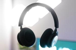 Gebet hören Kopförer