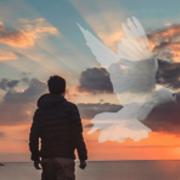 Heilger Geist in Form einer Taube