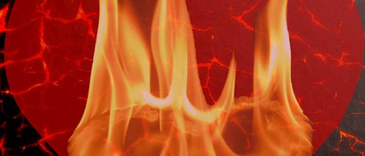 brennendes Herz für Jesus