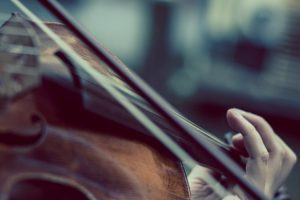 Kammermusik Konzert im Spiegelsaal des Schlosses