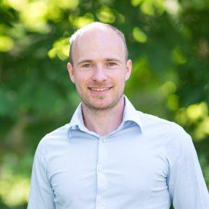 Stefan Frank Geschäftsführer der Begegnungsstätte Schloss Craheim Profilbild