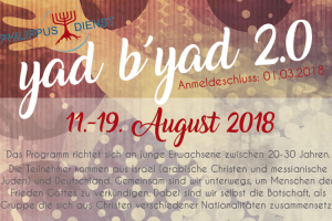 Flyer Yadbyad 2.0 2018