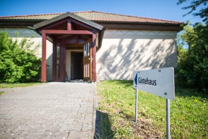 Das Gästehaus für Teens Freizeiten oder Gastgruppen mit vielen Doppelzimmern und Mehrbettzimmern