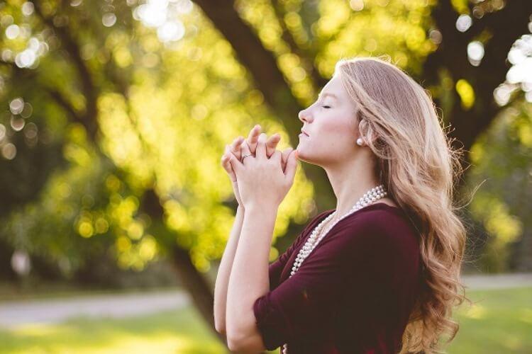 Frauen Wochenende zum Thema Gebet