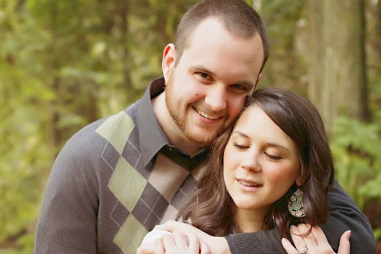 Ehesepaar auf Eheseminar prepare-enrich