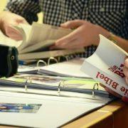 Seminare und Tagungen mit der Bibel