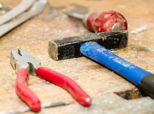 Werkzeug für ehrenamtliche Mitarbeiter in der Werkwoche