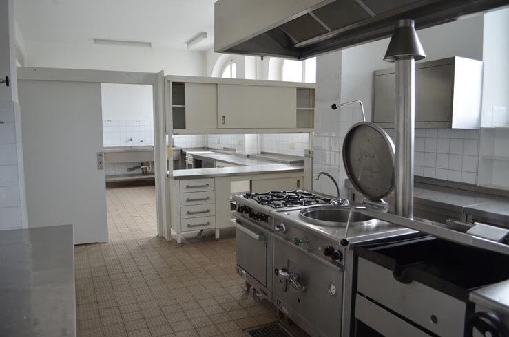 Küche im Franziskushof