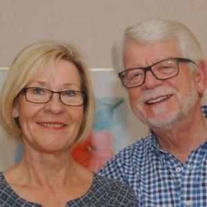 Alexander und Siegrid Suckert Mitarbeiter Ehepaar im Craheimer Tagungsteam