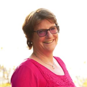 Annegret Bossemeyer Mitarbeiterin im Craheimer Tagungsteam für christliche Seminare und Tagungen