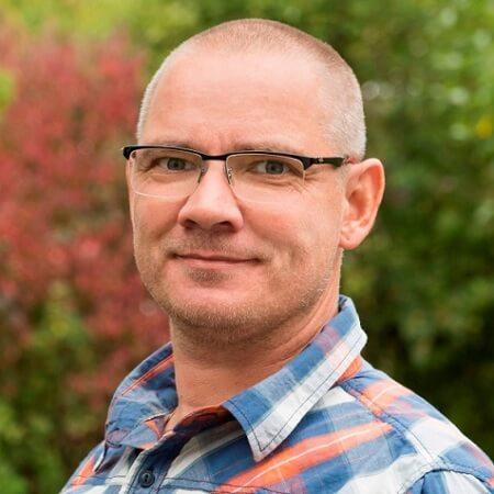 Ansgar van Olfen Mitarbeiter für christliche Tagungen und Freizeiten