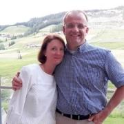 Reinhild Lorentzen und Alexander Rudolph Mitarbeiter für christliche Tagungen und Freizeiten