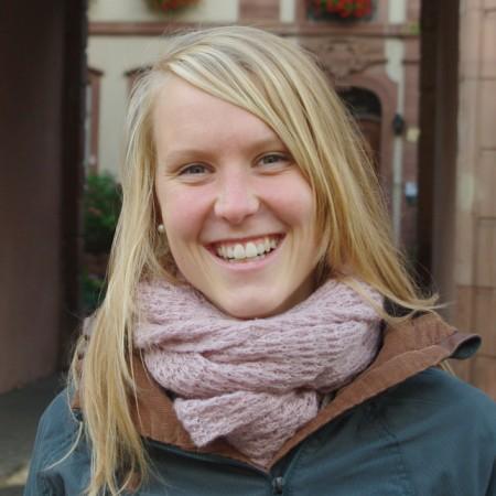 Anna Magdalena Mack Mitarbeiterin im Craheimer Tagungsteam für Seminare und Freizeiten