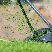 Rasenmäher Hausmeister