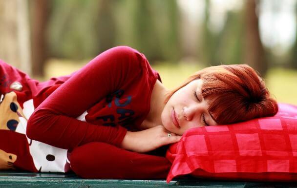 Schlaf bringt Ruhe