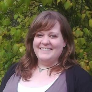 Dorothea Lehmann Mitarbeiterin im Craheimer Tagungsteam