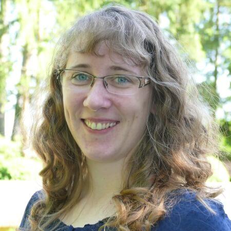 Rebekka Dorn als Mitarbeiterin im Tagungsteam, Profilbild