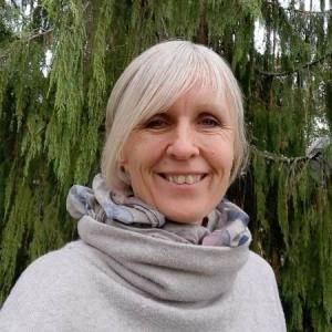 Irmela Gehenio, Mitarbeiterin im Craheimer Tagungsteam